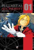 الكيميائي Fullmetal - المجلد 1