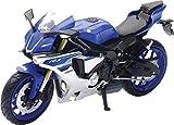 NewRay - Yamaha YZF-R1, escala 1: 12, color azul, 57803A