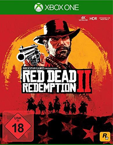 Red Dead Redemption 2 Standard Edition - Xbox One [Importación alemana]