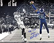 Free Shipping & Free Returns Comes with a Certificate of Authenticity and 100% money-back guarantee Hand Signed by Richard Sherman We offer a 100% Authenticity Guarantee on every Autographed Item we sell Great gift idea or man cave addition