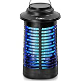 TOMPOL Bug Zapper for Indoor and Outdoor, 4200V Electric Mosquito Zapper, High Powered Pest Control Waterproof, Insect Killer for Home, Kitchen, Backyard, Camping