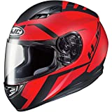 HJC CS-R3 Helmet - Faren (Large) (Black/RED)