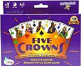 SET Enterprises Five Crowns Card Game Purple