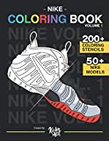 Nike Coloring Book Vol. 1 – Created By: KicksArt: The ultimate Nike coloring book!