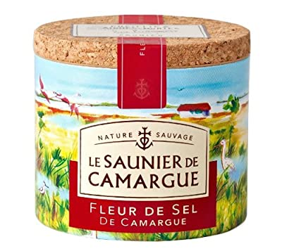 A great alternative to table salt A great alternative to table salt Use in place of salt for a healthier meal Composed of distinctive salt crystals and slightly damp, fleur de sel de Camargue is a unique salt that gently enhances any dish Finishing s...