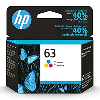 Original HP Ink is engineered to work with HP printers to provide consistent quality, reliability and value This cartridge works with: HP DeskJet 1112, 2130, 2132, 3630, 3631, 3632, 3633, 3634, 3636, 3637, 3639; HP ENVY 4511, 4512, 4513, 4516, 4520, ...