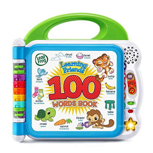 LeapFrog Learning Friends 100 Words Book (Frustration Free...
