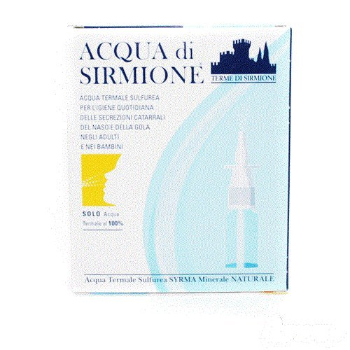 Acqua di Sirmione 6fl. da 15ml