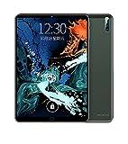 Fringe Trim Computer Tablet, Tablet Pc-10.1 Pollici, 4g Chiama Schermo Temperato IPS Ad Alta Definizione, Android(Color:Verde)