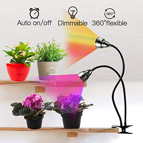 GHodec LED Grow Light for Indoor Plants
