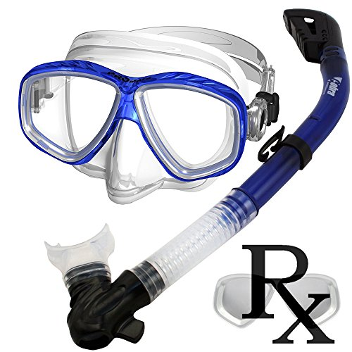 Prescription Purge Snorkel Mask