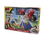 Giochi Preziosi- Ricky Zoom Playset Super Stunt, RCY08000