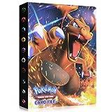 Funmo Classeur pour Cartes Pokemon, Pokémon Carte Album, Pokemon Cartes à...