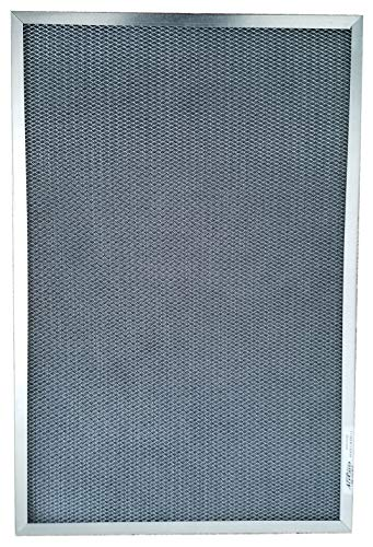 The ULTIMATE Furnace A/C Filter! Washable, Permanent, Reusable. Electrostatic - Traps dust like a magnet. 10x Better than Disposable Filters. Never Buy Another Filter! (14x24x1)