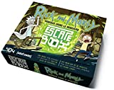404 EDITIONS Escape Box Rick et Morty Panique dans Le Minivers - Escape Game Officiel Adulte de 3 à 6 Joueurs - D