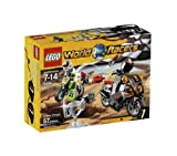 LEGO World Racers Snake Canyon 8896