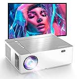 Bomaker Vidéoprojecteur Full HD Native 1080P Projecteur vidéo LED 300 Pouces...