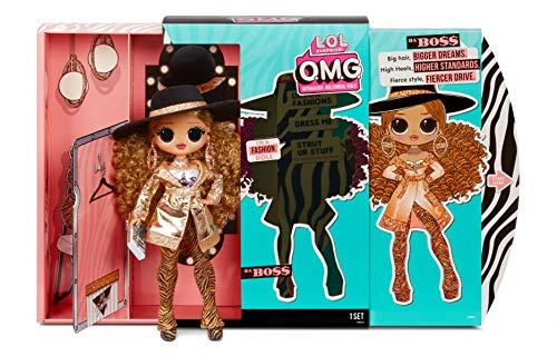 Image 4 - LOL Surprise Poupées mannequins collectionnables pour filles – Avec 20 surprises et accessoires - Da Boss - OMG Series 3