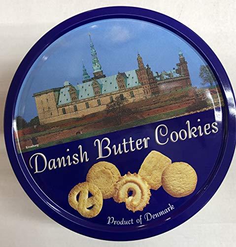Galletas Surtidas Danish Butter Cookies 454g