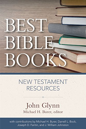 Best Bible Books: New Testament Resources