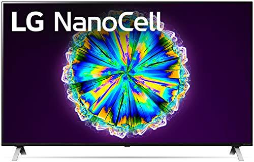 LG 49NANO85UNA Alexa Built-In NanoCell 85 Series 49' 4K Smart UHD NanoCell TV (2020)