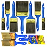 10 Piece Professional Painters(4INCH 3INCH 2INCH 2.5INCH 1INCH...