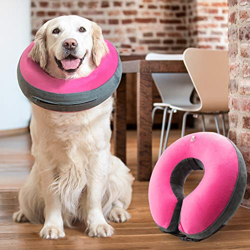 GoodBoy Comfortable Recovery E-Collar for Dogs and...