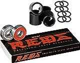 Bones Bearings Reds Bearings Including Spacers & Washers