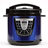Power Cooker 8 Qt Cinnamon Xl Deluxe, 8 quart, Cinnamon