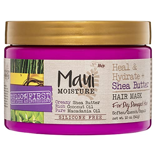Maui Moisture Heal & Hydrate + Shea Butter Hair...