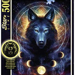 Ravensburger - Lobo brillante (13970)