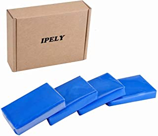 IPELY 4 Pack 100g Car Clay Bar Auto Detailing Magic Clay Bar Cleaner for Car Wash Car..