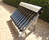 Solar Collector of Solar Hot Water Heater / with 10 Evacuated Tubes / Heat...
