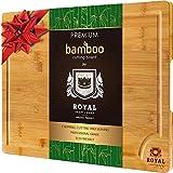 EXTRA LARGE Organic Bamboo Cutting...