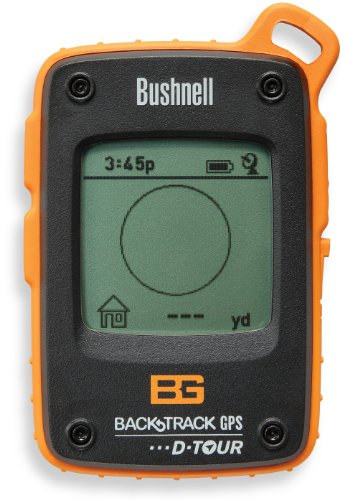 Bushnell Bear Grylls Edition BackTrack D-Tour Personal GPS...