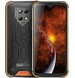 Blackview BV-9800(2020) IP68 Smartphone Resistente - 48MP+16MP Cámara, Helio P70 6GB RAM 128GB ROM,...