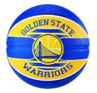 Spalding bóng đội bóng rổ nba cao su - chiến binh bang vàng