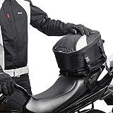 KKmoon Bolsa Asiento Trasero para Moto 28L , Impermeable Bolsa de Asiento Trasera de Moto, Mochila Moto de Casco