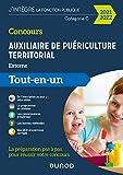 Concours Auxiliaire de puériculture territorial 2021-2022 - Tout-en-un:...