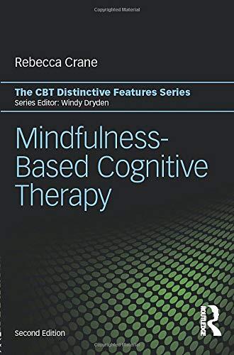 Terapia cognitiva basada en la atención plena: características distintivas