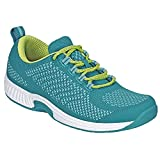 Orthofeet Proven Plantar Fasciitis, Foot and Heel Pain Relief. Extended Widths. Orthopedic Walking Shoes...