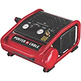 Porter-Cable C1010R 0.3 HP 1 Gallon Oil-Free Hand Carry Compressor (Renewed)