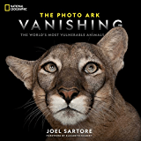 National Geographic The Photo Ark Vanishing: The World's Most Vulnerable Animals