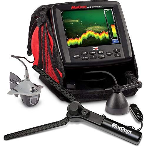 MarCum LX-9L Lithium Equipped Sonar/Underwater Camera System