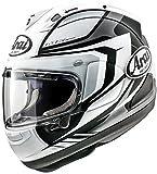 アライ(Arai) バイクヘルメット フルフェイス RX-7X MAZE 白 つや消し 57-58cm