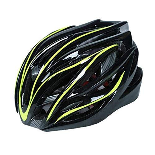 SMSTG Casco Caschi da Bicicletta Casco da Ciclismo MTB Bike Hoverboard Casco per Sicurezza di Guida...