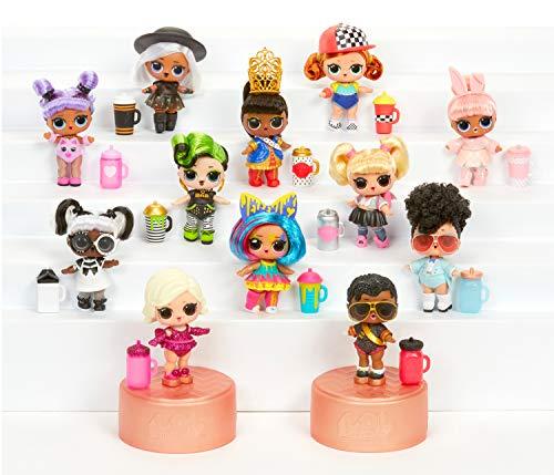Image 1 - MGA Entertainment 556220E7C L.O.L. Surprise Hair Goals Poupée avec Cheveux coiffables et Accessoires Assortis Multicolore