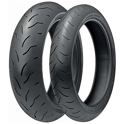 Bridgestone 4258-120/70/R17 58W - E/C/73dB - Ganzjahresreifen