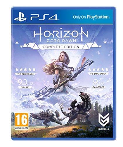 Horizon Zero Dawn: Complete Edition (PS4) (New)