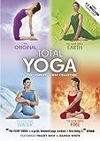 Total Yoga Collection - 4 Disc Box Set [Reino Unido] [DVD]